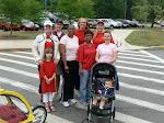Cystic Fibrosis Walk - Team Lockton