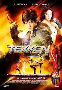 Quyền Thuật Bá Vương - Tekken poster