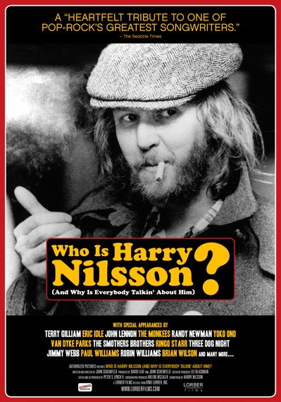 Get Tuff Fest I: Movie 11: Who Is Harry Nilsson?