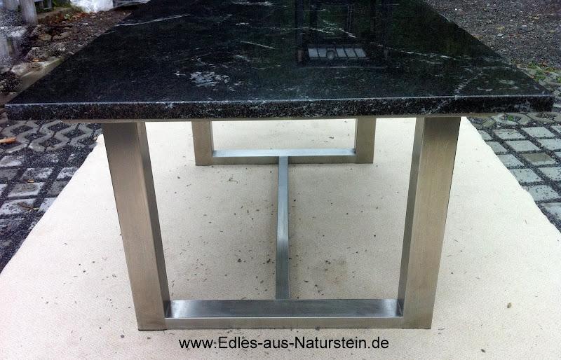 Gartentisch aus naturstein garten design ideen um ihr for Naturstein esstisch