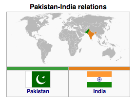 Pakistan - India Relations