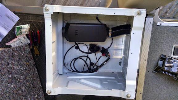 Espar Underseat Installation - Page 5