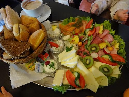 Lübeck Cafe Art