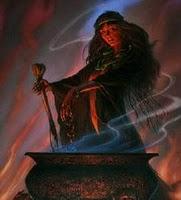 Goddess Cerridwen Image