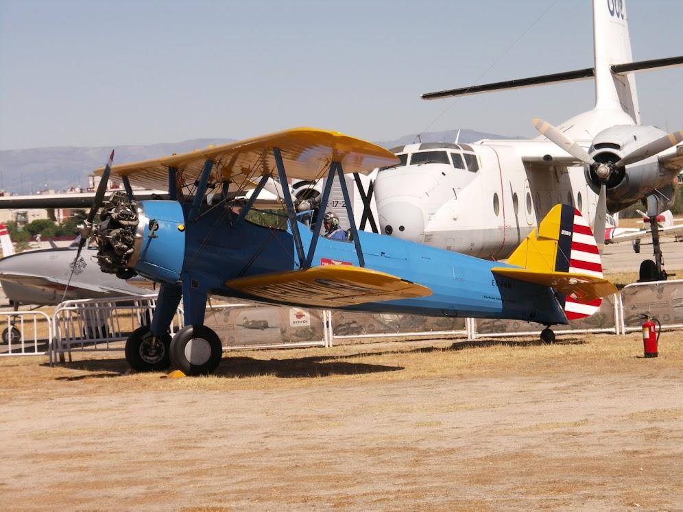 """Exhibición aerea de la Fundación """"Infante de Orleans"""". PICT0414"""