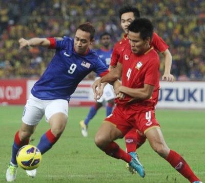 malaysia vs thailand 13 dec 2012