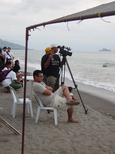 GMA QTV the X-life crew