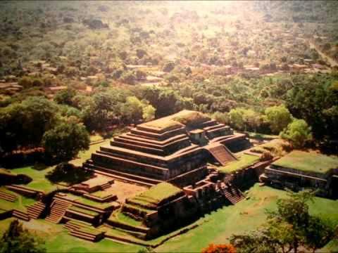 Períodos en la Historia antigua de El Salvador