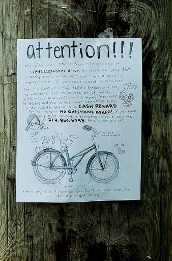 to catch a bike thief tocatchabikethief.com