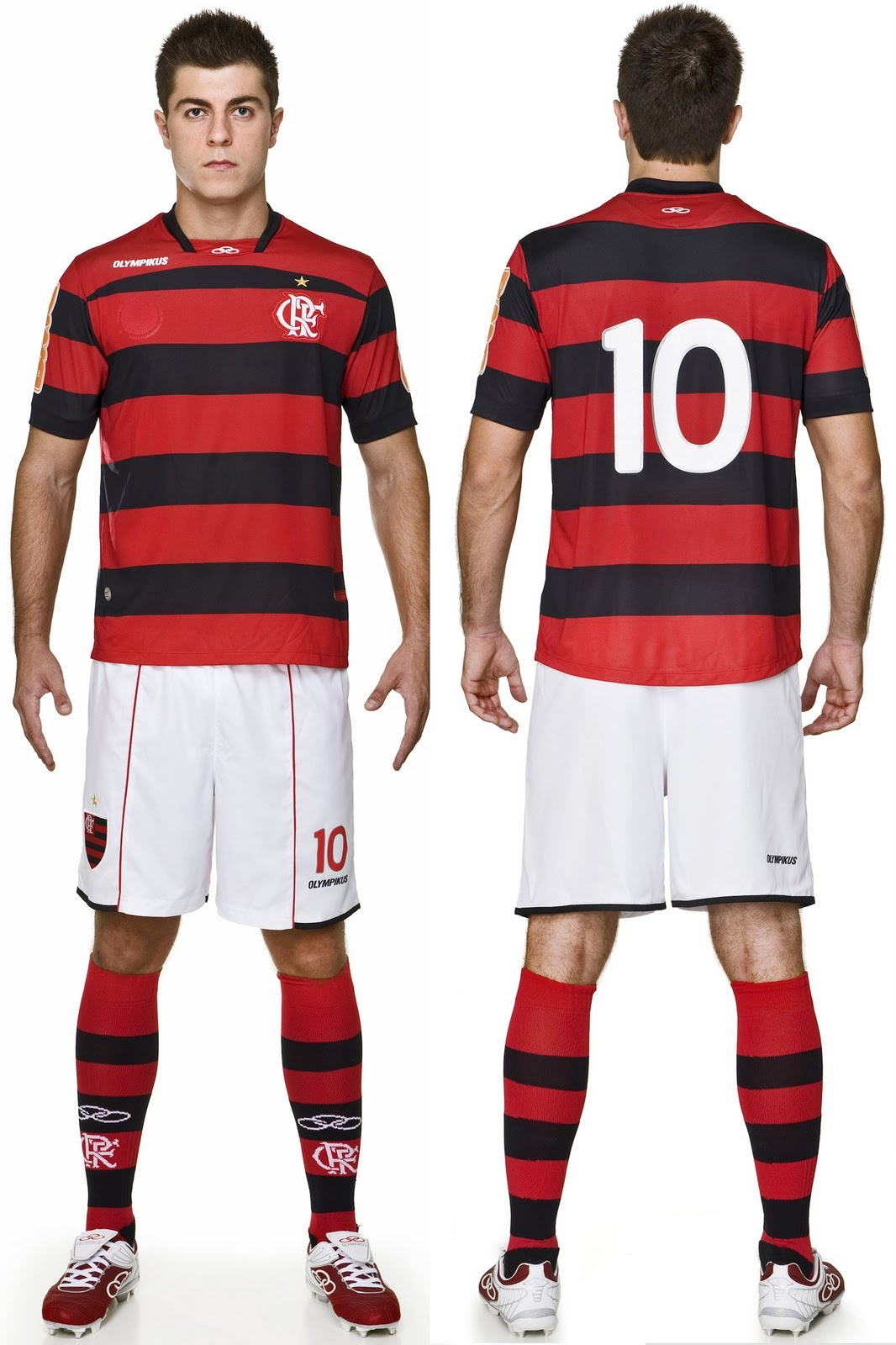 Olympikus apresenta as novas camisas do Flamengo - Show de Camisas 3eab52fa743ef