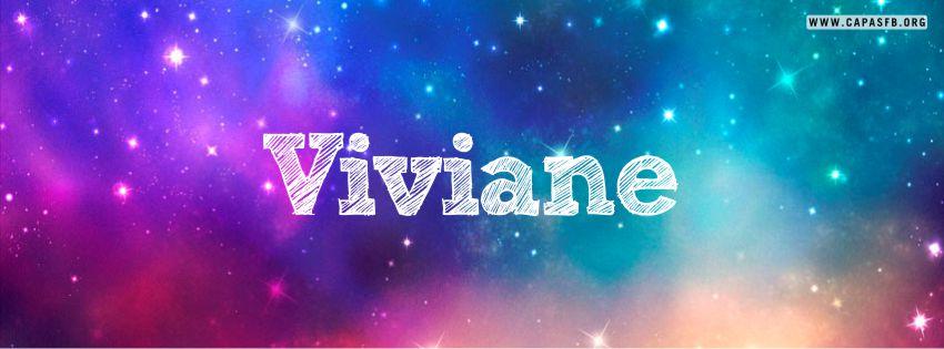 Capas para Facebook Viviane