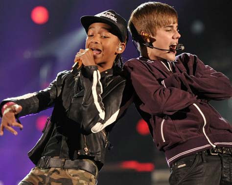 Justin Bieber y Jadem Smith