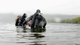 Inmersión en el Lago de Sanabria