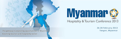 Myanmar Hospitality Tourism Conference 2013