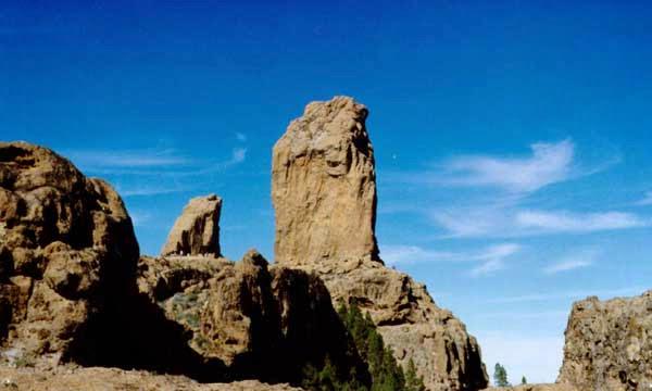 El Roque Nublo