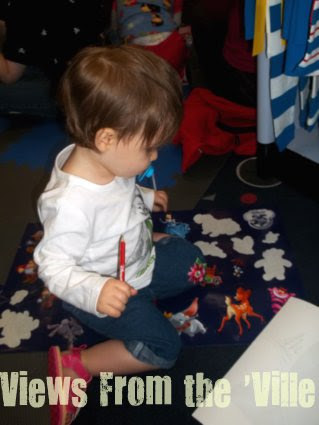 Free Kids' Activities - Stickers & Stories at the Disney Store