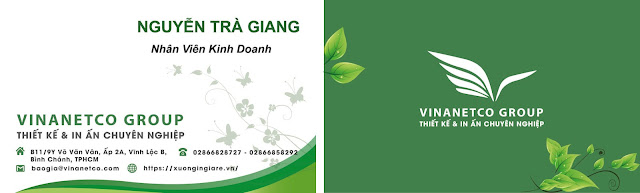 Sample Name Card - Code : namecard010