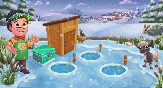 cheats for farmville 2 ice box