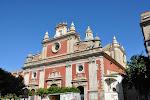 Séville: église San Salvador