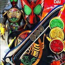 Siêu Nhân Biến Hình - Kamen Rider OOO