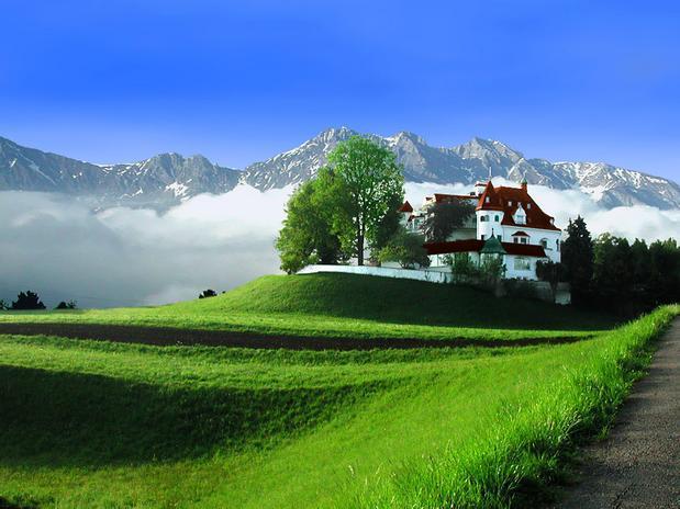 Suiza, países más ricos