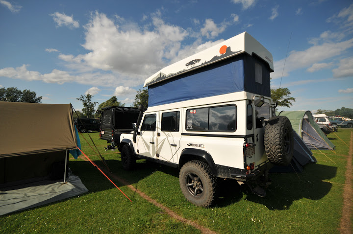 Land Rover Defender Roof Tent