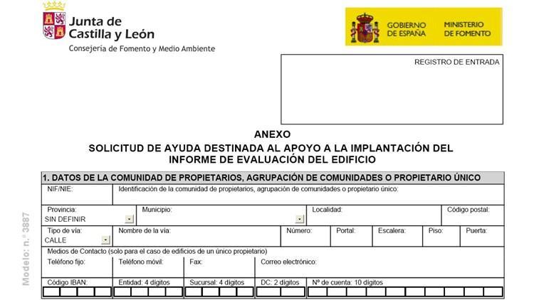 subvencion informe evaluacion castilla y leon 2015
