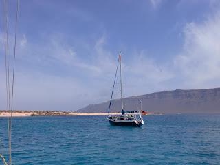 La Graciosa und Lanzarote