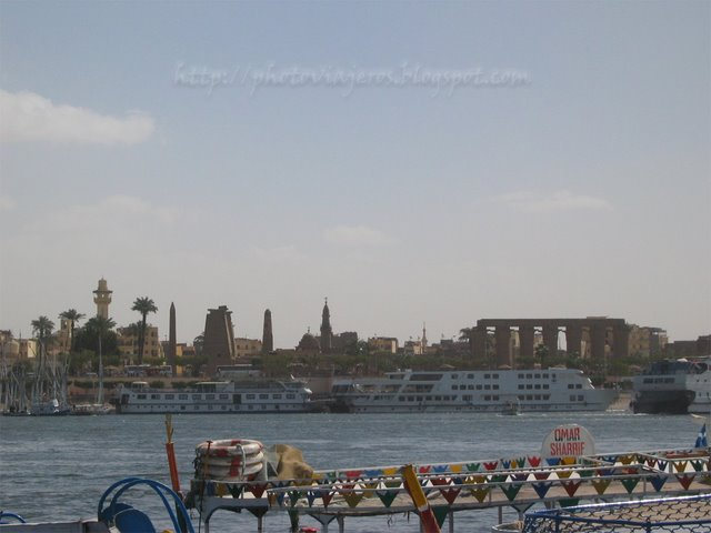 Cruzando el Nilo