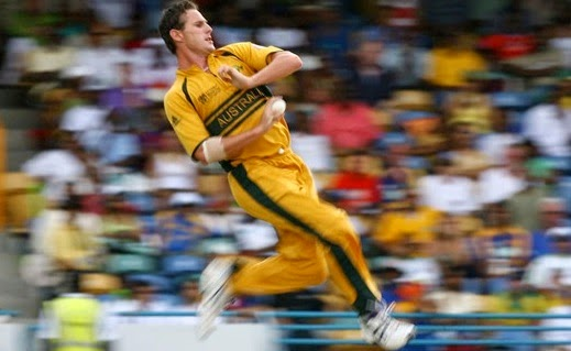 Image result for Funny world's fast bowler cricket