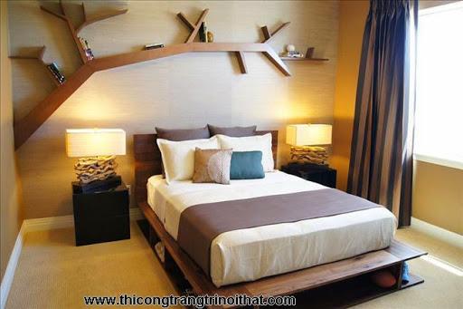 Phòng ngủ đẹp dành cho bé gái, bé trai - <strong><em>Thi công trang trí nội thất</em></strong>-1