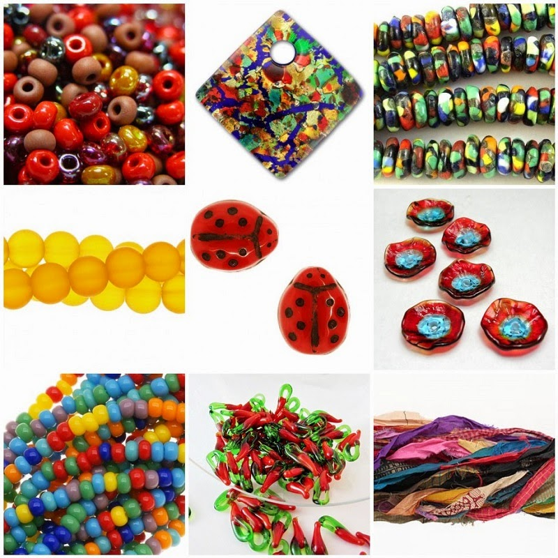 Summer Fiesta Bead Inspirations