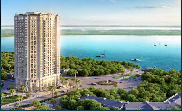 Dự án Phú Thượng Tân Hoàng Minh: D'el Dorado đã có giá bán chính thức