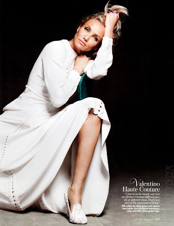 instyle us may 2012 Cameron Diaz