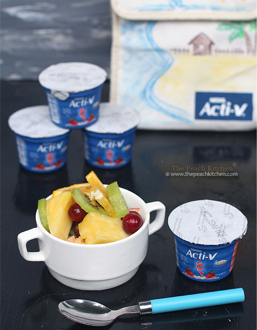 Nestle Acti-V Yogurt