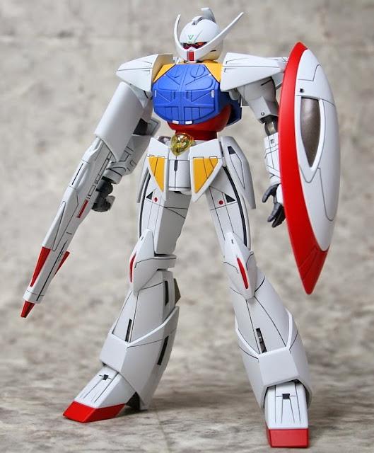 Đồ chơi lắp ghép Mô hình WD-M01 Turn A Gundam HGCC tỷ lệ 1/144