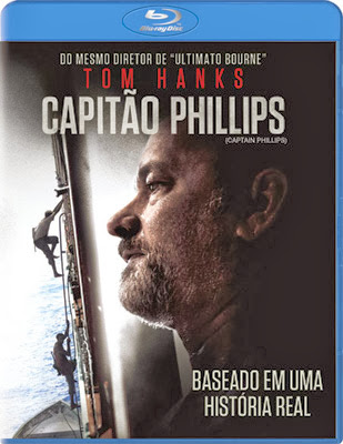 Filme Poster Capitão Phillips BDRip XviD Dual Audio & RMVB Dublado