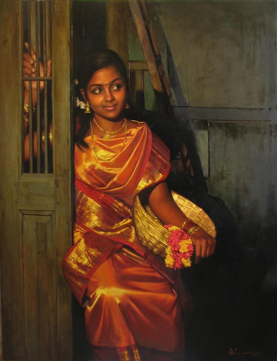 பொது: இளையராஜாவின் ஓவியங்கள்.