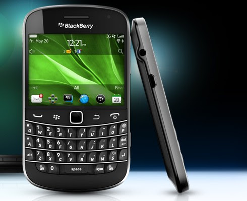 BlackBerry simple and easy