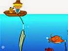 لعبة صيد السمك العاب اطفال