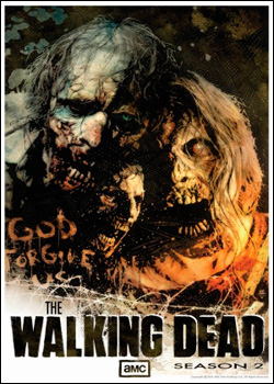 KPSAKPAKPSKPA The Walking Dead 2ª Temporada Dublado DVDRip RMVB + AVI