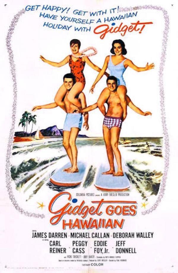 Gidget Goes Hawaiian (1961)