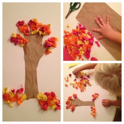 Parent talk matters blog fall crafts ideas for kids for Fall ideas crafts