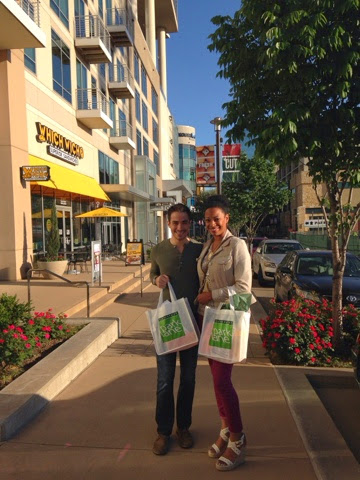Dream Big Dallas Blogger Beauty4Ashes Leah Frazier Shops at Park Lane