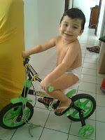 A (minha) primeira bicicleta