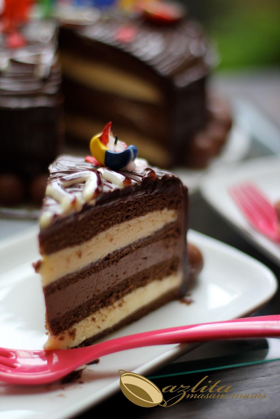Chocolate Indulgence Masam Manis