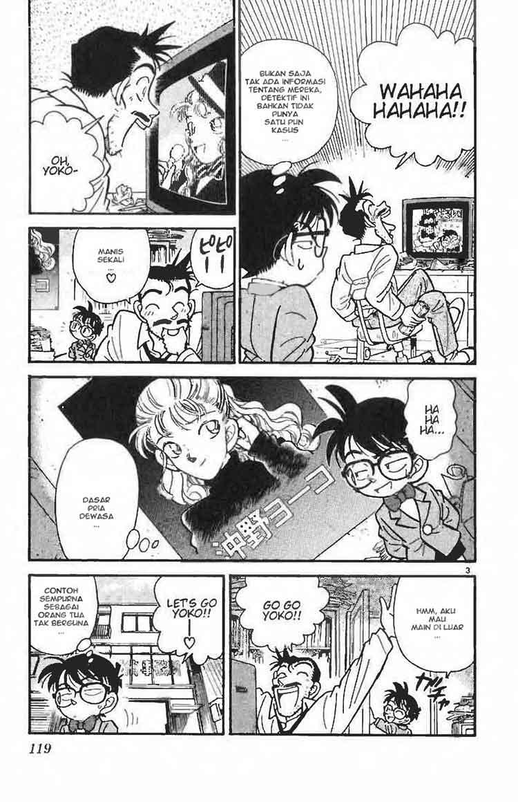 03 0001 4 Detective Conan   006 Detektif ling lung menjadi detektif hebat