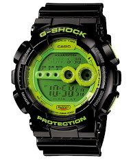 Casio G-Shock : GAC-100RG-7A