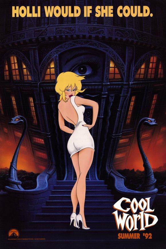 Bring a Book: Cool World (1992)