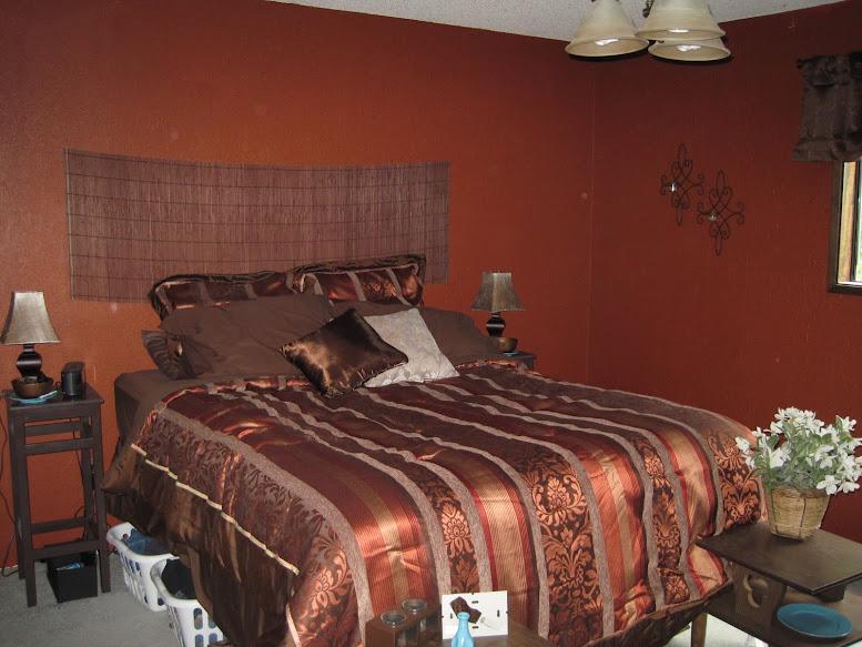 hidden art of homemaking bedroom